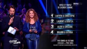 Sandrine Quétier dans Danse avec les Stars - 26/10/13 - 10
