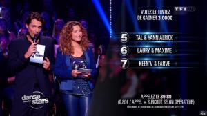 Sandrine Quétier dans Danse avec les Stars - 26/10/13 - 11