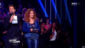 Sandrine Quétier dans Danse avec les Stars - 26/10/13 - 12
