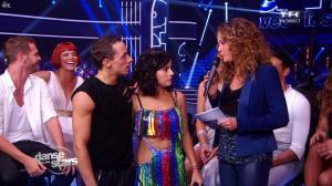 Sandrine Quétier dans Danse avec les Stars - 26/10/13 - 17