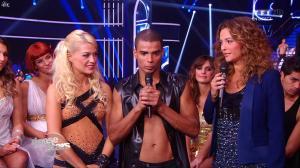 Sandrine Quétier dans Danse avec les Stars - 26/10/13 - 22