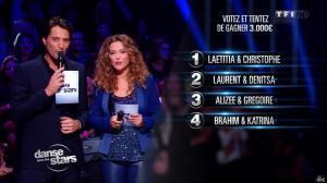 Sandrine Quétier dans Danse avec les Stars - 26/10/13 - 28