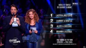 Sandrine Quétier dans Danse avec les Stars - 26/10/13 - 29
