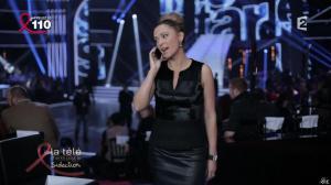 Sandrine Quétier dans la télé Chante Pour le Sidaction - 05/04/14 - 03