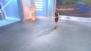 Sandrine Quétier lors du Tirage du Loto - 09/04/14 - 04