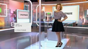 Caroline Roux dans C Politique - 01/03/15 - 01