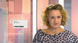 Caroline Roux dans C Politique - 01/03/15 - 02