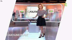 Caroline Roux dans C Politique - 01/03/15 - 03