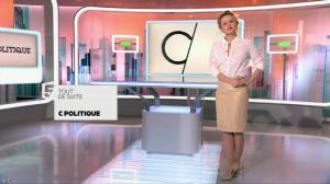 Caroline Roux dans C Politique - 15/03/15 - 01