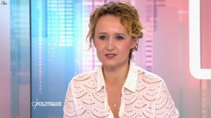 Caroline Roux dans C Politique - 15/03/15 - 04