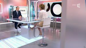 Caroline Roux dans C Politique - 15/03/15 - 05