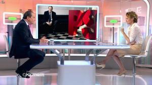 Caroline Roux dans C Politique - 15/03/15 - 06