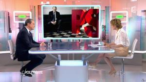 Caroline Roux dans C Politique - 15/03/15 - 07