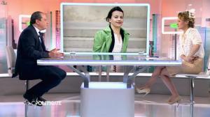 Caroline Roux dans C Politique - 15/03/15 - 09