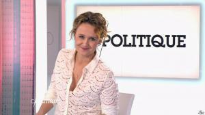 Caroline Roux dans C Politique - 15/03/15 - 10