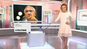 Caroline Roux dans C Politique - 18/01/15 - 01