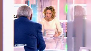 Caroline Roux dans C Politique - 18/01/15 - 07