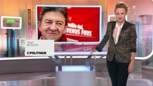 Caroline Roux dans C Politique - 22/02/15 - 02