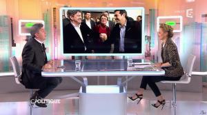 Caroline Roux dans C Politique - 22/02/15 - 07