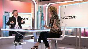 Caroline Roux dans C Politique - 22/02/15 - 11