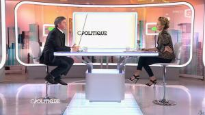 Caroline Roux dans C Politique - 22/02/15 - 14