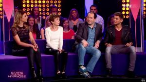 Catherine Laborde et Ariane Brodier dans Stars Sous Hypnose - 27/02/15 - 02