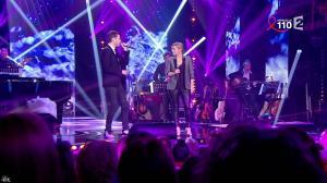 Elisabeth Lemoine dans la Télé Chante pour le Sidaction - 28/03/15 - 03