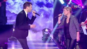 Elisabeth Lemoine dans la télé Chante pour le Sidaction - 28/03/15 - 04