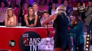 Elodie Gossuin et Valérie Bègue dans les 10 Ans de la Tnt - 27/03/15 - 20