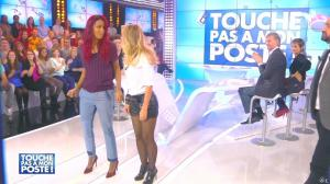 Enora Malagré et Shy m'dans Touche pas à mon Poste - 24/11/14 - 03