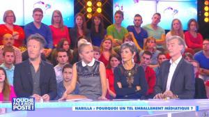 Enora Malagré dans Touche pas à mon Poste - 12/11/14 - 01