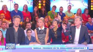 Enora Malagré dans Touche pas à mon Poste - 12/11/14 - 02