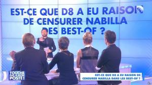 Enora Malagré dans Touche pas à mon Poste - 12/11/14 - 03