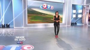 Estelle Denis dans une Bande-Annonce du Tirage du Loto - 13/04/15 - 01