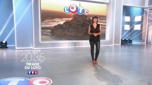Estelle Denis dans une Bande-Annonce du Tirage du Loto - 13/04/15 - 02