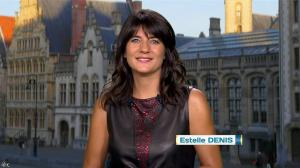 Estelle Denis dans Euro Millions - 06/03/15 - 01