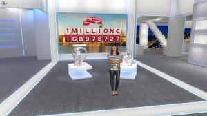 Estelle Denis dans Euro Millions - 17/04/15 - 04