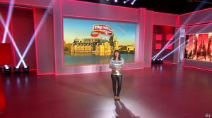 Estelle Denis dans My Million - 17/04/15 - 01