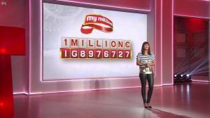 Estelle Denis dans My Million - 17/04/15 - 03