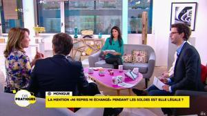 Farida Foodista et Valérie Durier dans la Quotidienne - 03/02/15 - 04