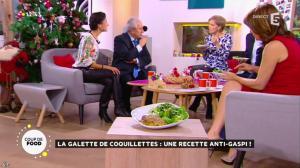 Farida Foodista et Valérie Durier dans la Quotidienne - 11/12/14 - 02