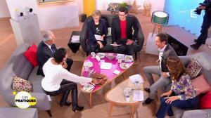 Farida Foodista, Valérie Durier et Maya Lauqué dans la Quotidienne - 02/12/14 - 02