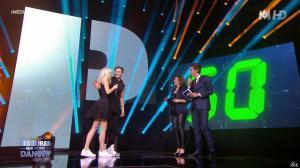 Faustine Bollaert et Camille Lou dans M6 Fête les 30 Ans du Top 50 - 22/04/15 - 08