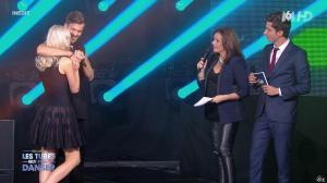 Faustine Bollaert et Camille Lou dans M6 Fête les 30 Ans du Top 50 - 22/04/15 - 09