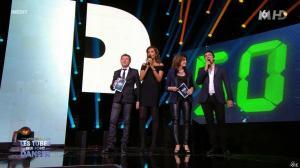 Faustine Bollaert et Karine Le Marchand dans M6 Fête les 30 Ans du Top 50 - 29/04/15 - 02