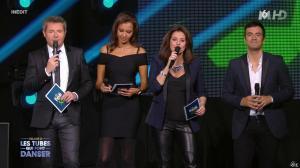 Faustine Bollaert et Karine Lemarchand dans M6 Fete les 30 Ans du Top 50 - 29/04/15 - 05