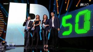 Faustine Bollaert et Karine Le Marchand dans M6 Fête les 30 Ans du Top 50 - 29/04/15 - 12