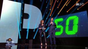 Faustine Bollaert dans M6 Fête les 30 Ans du Top 50 - 22/04/15 - 12