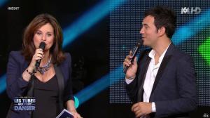 Faustine Bollaert dans M6 Fete les 30 Ans du Top 50 - 22/04/15 - 14