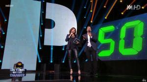Faustine Bollaert dans M6 Fête les 30 Ans du Top 50 - 22/04/15 - 15